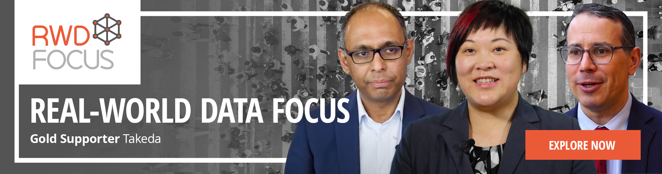 Watch the Real World Data Focus Channel
