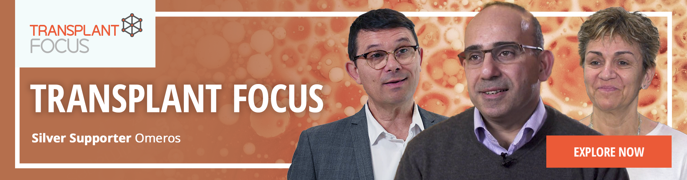 Watch the Transplant Focus Channel